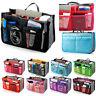 Large Wash Bag Toiletry Cosmetic Travel Make Up Handle Folding Organizer Storage
