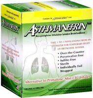 Asthmanefrin Asthma Medication Refill, 30 Count Expiration Nov 2020