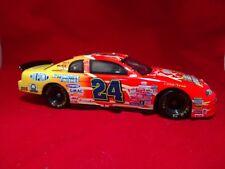 1999 Jeff Gordon #24 Dupont NASCAR Racers Edition 1/18 Scale Diecast Hood Opens-