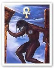 AFRICAN AMERICAN ART PRINT Test Of Faith Kevin Williams WAK