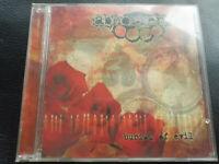 ABHORRENCE   -   BURIAL  OF  EVIL ,  CD  2004 ,  TRASH   METAL , METALCORE, RARE