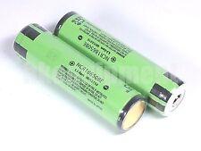 Panasonic NCR18650BE 18650 3200mAh High Drain IMR Hybrid Protected Battery x2