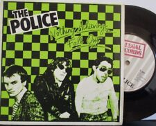 "POLICE ~ Fall Out ~ 7"" Single PS"