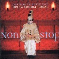 """HEINZ RUDOLF KUNZE """"NONSTOP - DAS BESTE BISHER"""" CD NEU"""