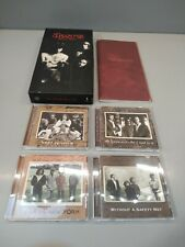 The Doors - Box Set - RARE OOP 1997 4xCD (Long Box) Complete With Booklet EX/NM