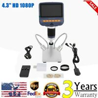 Andonstar AD106S Digital Microscope 4.3 Inch 1080P With HD Sensor USB US STOCK