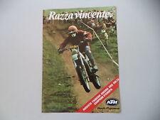 advertising Pubblicità 1980 MOTO KTM GS 350 '80