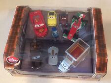 ORIGINAL Disney Pixar Cars 2 Movie: Holy Moly Die Cast Set (8 Vehicles!) (2011)
