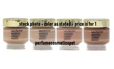HARD TO FIND MAX FACTOR WHIPPED CREME CREAM MAKEUP FOUNDATION SELECT YOUR COLOR