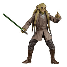 Star Wars The Black Series 6 Inch Action Figure - Kit Fisto