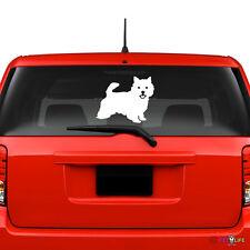 Norwich Terrier Windshield Sticker Vinyl Auto Window