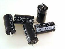 Rubycon Electrolytic Capacitor 25v 2200uF YXA 105'C Low ESR 5 pieces OL0627