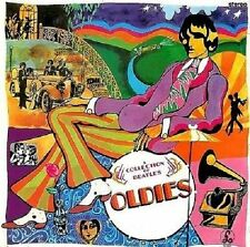 THE BEATLES A Collection Of Beatles Oldies Record LP Parlophone PCS 7016 1971