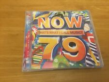 NOW THAT'S WHAT I CALL MUSIC! 79 ** 2011 UK Original 2 CD Set