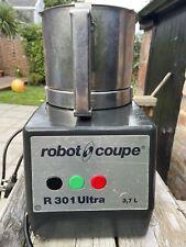 More details for robot coupe r301 ultra - read description