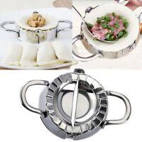 Easy Kitchen Dumpling Tools Dumpling Maker Device DIY Jiaozi Mold Gadgets