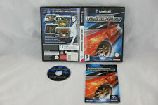 Jeu NEED FOR SPEED UNDERGROUND pour Nintendo Game Cube GC PAL VF CD remis à neuf