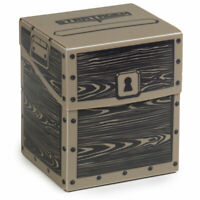 Commander's Cache Deck Box | Holds 120+ Double Sleeved EDH Trading Cards