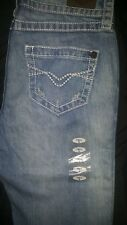 Harley Davidson woman's JEANS SZ 6 TALL NEW 5 Left