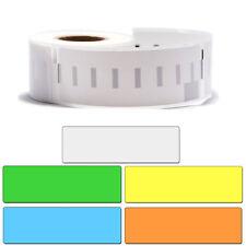 Hochwertige Etiketten - 100% kompatibel zu Dymo-Labelwriter   inkl. Codierung