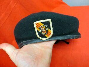 VINTAGE US ARMY  FORCES GROUP GREEN BERET VIETNAM ERA / CIVILIAN ?