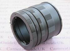 Macro Extension Tube PK  For Pentax K-70, K-1,K-3II,K-S2,K-S1,K-3,K-50, Camera