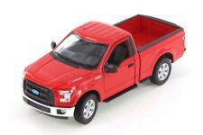 2015 FORD F-150 REGULAR CAB PICK UP WELLY 24063WR 1/24 DIECAST CAR