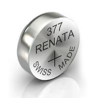 Renata Swiss Watch Batteries - 315 317  319 321 364 370 371 377 379 390 395 399