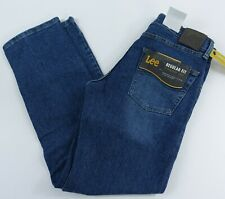 Men Lee Regular Fit Jeans 40x32 Patriot Straight Leg Comfort Stretch At Waist