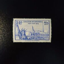 EXPOSITION INTERNATIONALE DE NEW YORK DE 1939 N°426 NEUF ** LUXE MNH COTE 20€