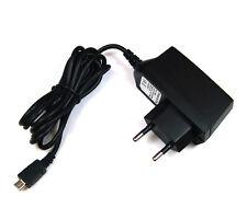 Cargador red micro usb 1A, para Motorola V8, V9, Blackberry, Sony Ericsson, Sam