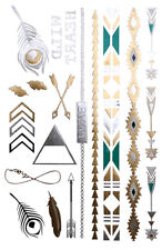 SoulSisters Schmuck-Tattoos >LOVE< Flash Tatoo Beauty Fashion Set zum Aufkleben