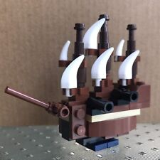 LEGO One-Eyed Willy's Pirate Ship Mini Build from The Goonies   Ships FREE