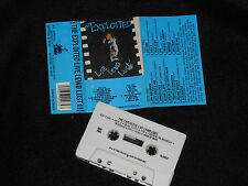 THE EXPLOITED LIVE LEWD LUST MC 1989