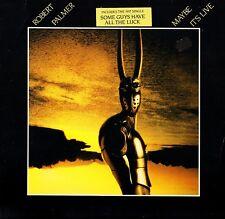 ROBERT PALMER maybe it's live ILPS 9665 A1U/B1U 1st uk press 1982 LP PS EX+/EX-