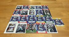 PATRICK CRAYTON LOT OF 21 FOOTBALL CARDS DALLAS COWBOYS WIDE RECEIVER NW OKLA ST