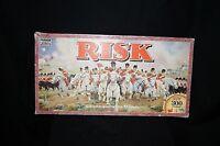 Risk Board Game La Conquete Du Monde Vtg World Domination French 1992 War
