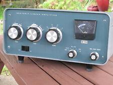 Heathkit Sb-201 Ham Radio Amplifier