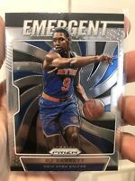 2019-20 Panini Prizm RJ Barrett Emergent Rookie Card RC NY Knicks - QTY NBA