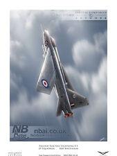 29 Squadron English Electric Lightning F.3, RAF Wattisham Digital Art Print