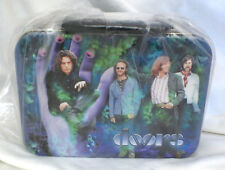JIM MORRISON THE DOORS LUNCH BOX METAL TOTE PURSE NEW