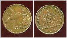 TRINIDAD ET TOBAGO    1  cent  1977