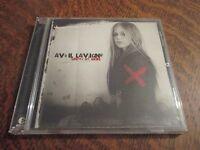 cd album AVRIL LAVIGNE under my skin