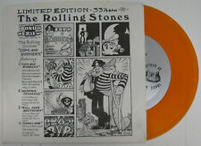 """THE ROLLING STONES Cops And Robbers ORANGE COLORED VINYL 7"""" EP TMOQ RS MAXI 9001"""