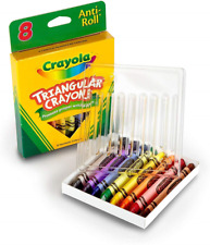 Crayola 16ct Triangular Crayons (4 Pack)