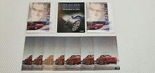 2006 Mazda Miata MX-5 Sales Brochure Package 3 Different Brochures 10 Total RARE