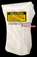 HONDA H2013K1 H3011 H3013H H4013 H4514H H4518H GRASS CATCHER BAG  81310-758-S00