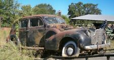1940 BUICK LIMITED PARTS CAR,