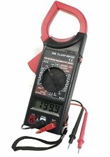 Neilsen LCD Multímetro Digital Auto Mano Abrazadera Medidor de voltios AC DC1000 amperios 3219