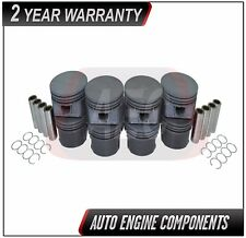Piston Set Fits Ford Excursion Expedition Lincoln 4.6L 5.4L #P5028 - SIZE 030